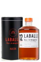 Bas Armagnac Laballe 12 Rich 50cl (Astucciato)