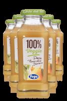Yoga 100% Veggie Pera Finocchio Zenzero Confezione Da 12 Bottiglie + 6 Bicchieri Yoga