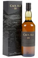 Caol Ila 25 Years Old Islay Single Malt Scotch Whisky 70cl