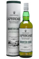 Laphroaig Quarter Cask Single Malt Scotch Whisky 70cl (Astucciato)