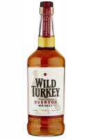 Wild Turkey 81 Proof Kentucky Straight Bourbon Whiskey 1Litro