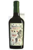 Vermouth Bianco Servito Silvio Carta 70cl
