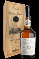 Calvados Pays D'Auge Christian Drouin 25 Ans 70cl