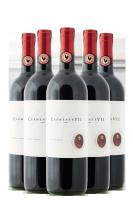 6 Bottiglie Chianti Classico DOCG Clemente VII 2016 Castelli Del Grevepesa