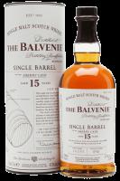 The Balvenie 15 Years Old Single Barrel Sherry Cask Single Malt Scotch Whisky 70cl (Astucciato)