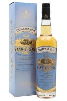 Compass Box Oak Cross Blended Malt Scotch Whisky 70cl (Astucciato)