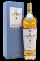 The Macallan Fine Oak 18 Years Old Highland Single Malt Scotch Whisky 70cl