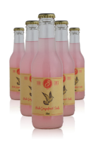Three Cents Tonic Pink Grapefruit Cassa Da 24 Bottiglie x 20cl
