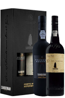 Porto Sandeman Bipack 10 Years Old 50cl + Founders Reserve 50cl