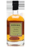 Koval Single Barrel Bourbon Whiskey 50cl