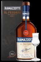 Liquore Il Premio Ramazzotti 70cl (Astucciato) + 2 Bicchierini Ramazzotti OMAGGIO