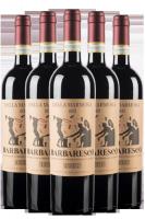 6 Bottiglie Barbaresco DOCG 2014 Della Marmora