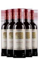6 Bottiglie Shiraz 2017 Terra Romantica
