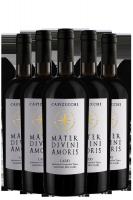 6 Bottiglie Mater Divini Amoris Malvasia 2017 Capizucchi