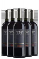 6 Bottiglie Barbera D'Asti DOCG 2015 Batasiolo