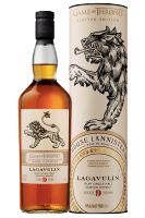 Lagavulin 9 Years Old 'Game Of Thrones House Lannister' 70cl (Astucciato)