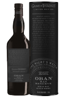 Oban Bay Reserve 'Game Of Thrones The Night's Watch' 70cl (Astucciato)