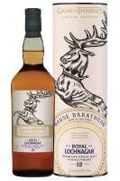 Royal Lochnagar 12 Years Old 'Game Of Thrones House Baratheon' 70cl (Astucciato)