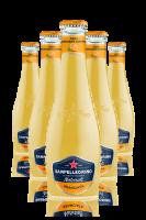 Aranciata Dolce Bio San Pellegrino Cassa Da 24 Bottiglie x 20cl