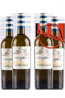 6 Bottiglie Locorotondo DOC Albastrello 2019 Masseria Spaccafico + 6 OMAGGIO
