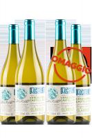 6 Bottiglie Verdicchio Dei Castelli Classico DOC Lo Storico 2018+ 6 OMAGGIO