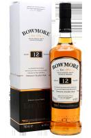 Bowmore Islay Single Malt Scotch Whisky 12 Y.O. 70cl  (Astucciato)