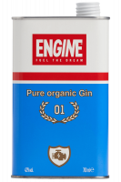Pure Organic Gin Engine 50cl