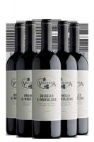 6 Bottiglie Brunello Di Montalcino DOCG 2014 Val Di Suga