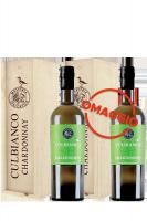 Chardonnay Culbianco 2018 Masseria Spaccafico (Magnum Con Cassetta In Legno) + 1 OMAGGIO