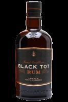 Rum Black Tot Finest Caribbean 70cl (Astucciato)