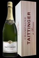 Cuvée Prestige Brut Taittinger 3Litri (Jéroboam Cassetta in Legno)