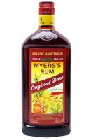 Rum Original Dark Myers's 100cl