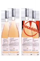 6 Bottiglie Marche Rosato Frapiccì 2018 Fontezoppa  + 6 OMAGGIO