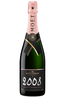 Moët & Chandon Grand Vintage Rosé 2008 75cl