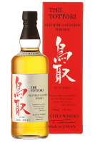 The Tottori Blended Japanese Whisky 70cl