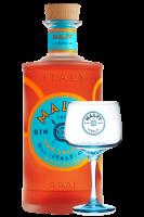 Gin Malfy Arancia 70cl  + 1 Bicchiere OMAGGIO