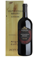 Valpolicella Ripasso DOC Superiore 2017 Zonin (Magnum Cassetta in Legno)