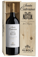 Chianti Classico DOCG Gran Selezione Santa Caterina 2016 Castello Di Albola (Magnum Cassetta in Legno)