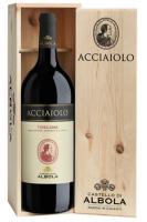 Acciaiolo 2015 Castello Di Albola (Magnum in Cassetta di Legno)