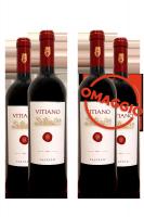 6 Bottiglie Vitiano Rosso 2017 Falesco + 6 OMAGGIO