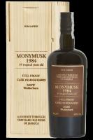 Rum Monymusk 1984 MMW 35 Y.O. 69° 70cl (Astucciato)