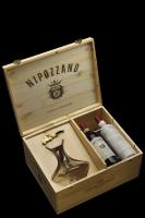 2 Montesodi 2016 + 2 Chianti Rufina Nipozzano Frescobaldi 2016 (Cassetta in Legno)