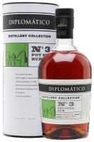 Rum Diplomatico Distillery Collection N° 3 Single Pot Still 70cl (Astucciato)
