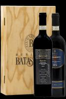 1 Barolo DOCG 2016 + 1 Barbaresco DOCG 2016 Batasiolo (Cassetta in Legno)