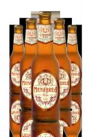 Menabrea Rossa Doppio Malto Cassa da 24 bottiglie x 33cl