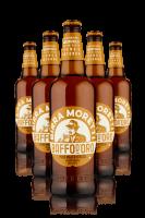 Birra Moretti Baffo d'Oro Cassa da 15 bottiglie x 66cl