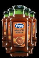 Yoga Magic Arancia Rossa 20cl Confezione Da 24 Bottiglie