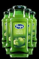 Yoga Magic Mela Verde 20cl Confezione Da 24 Bottiglie