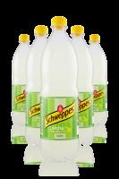 Schweppes Lemon Cassa da 6 bottiglie x 1Litro