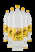 Schweppes Tonica Cassa da 6 bottiglie x 1Litro